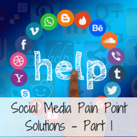 Social Media Pain Points