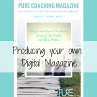 Creating your own digital magazine
