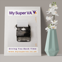 My Super VA Blog
